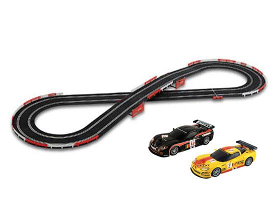 Ninco 20147 Set Pista American Speedway - Tracciato