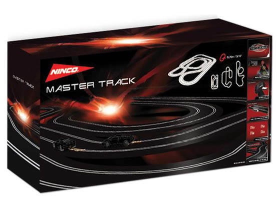 Ninco 20149 Set Pista Master Track