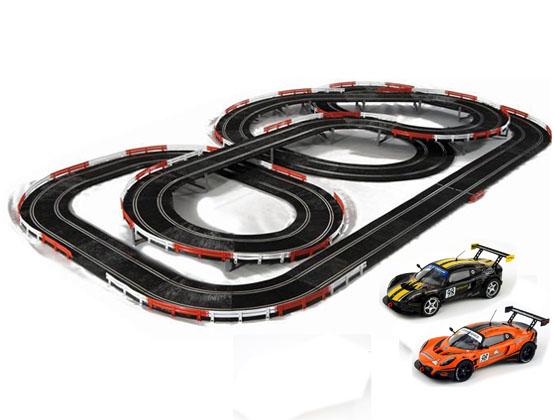 Ninco 20150 Set Pista Master Sport Lotus Edition - Tracciato