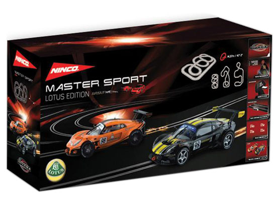 Ninco 20150 Set Pista Master Sport Lotus Edition