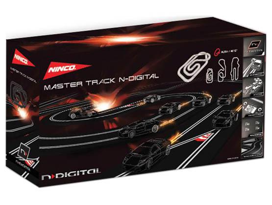 Ninco 40104 Set Pista Digitale Master Track