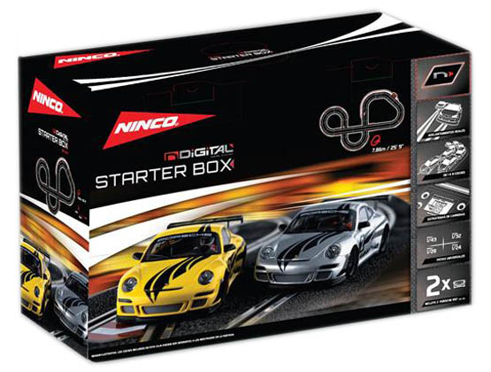 Ninco 40105 Set Pista Digitale Starter Box