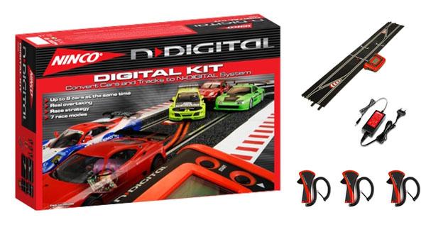 Ninco 40202 Kit Conversione Digitale