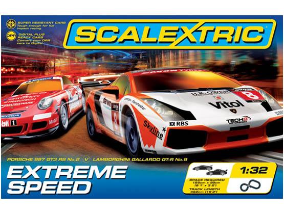 Scalextric C1263 Pista Elettrica Extreme Speed