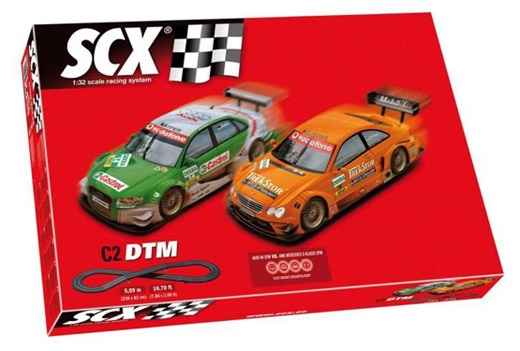 SCX 81010 Set Pista DTM