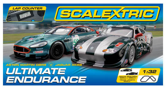 Scalextric C1200 Ultimate Endurance