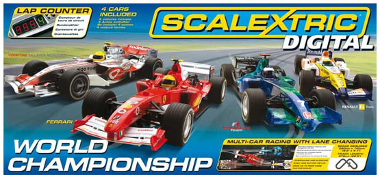 Scalextric C1202 World Championship