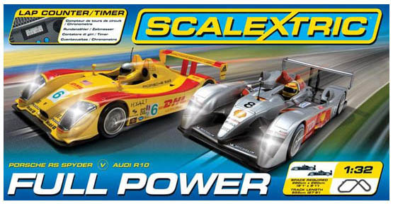 Scalextric C1221 Full Power