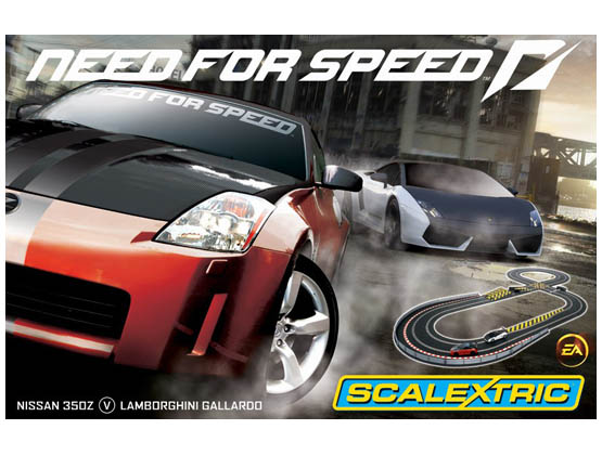 Scalextric C1239 Need For Speed