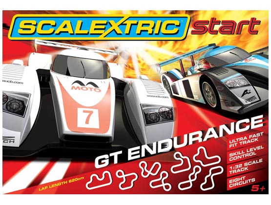 Scalextric C1251 GT Endurance