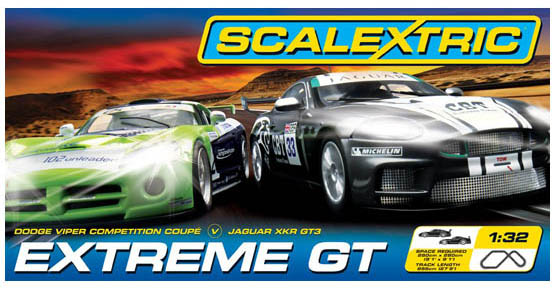 Scalextric C1255 Extreme GT