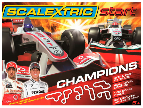 Scalextric C1267 Start Champions