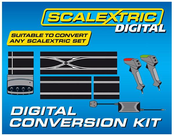 Scalextric C7056 Kit Conversione Digitale