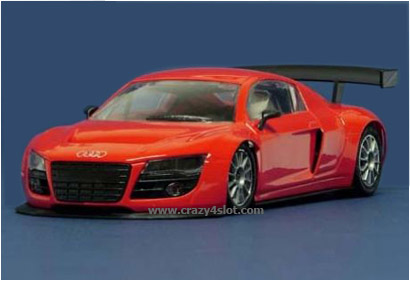 Audi R8 Test Car Rossa NSR 1086 AW