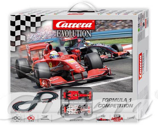Carrera 25170 Pista Elettrica Formula 1 Competition