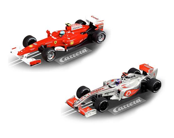 Carrera 25170 Pista Elettrica Formula 1 Competition - Macchine