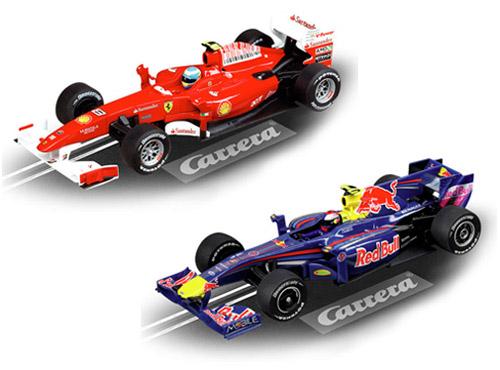 Carrera 25181 Pista Elettrica Grand Prix Final - Macchine