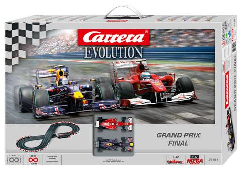 Carrera 25181 Pista Elettrica Grand Prix Final