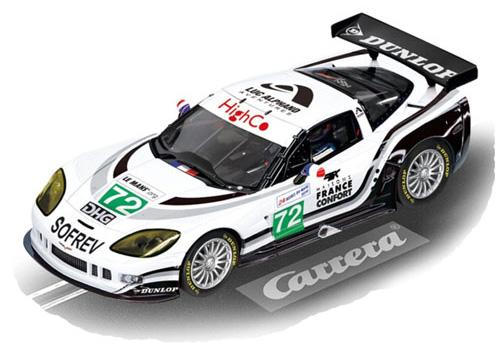 Carrera 25180 Pista Elettrica Le Mans - Corvette